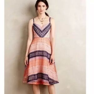 Anthropologie Maeve Summer Cottage Dress Lace 4
